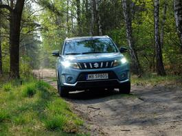 Suzuki Vitara 1.4 - (prawie) wszystkomający SUV 4x4 za 100 tys. zł | TEST