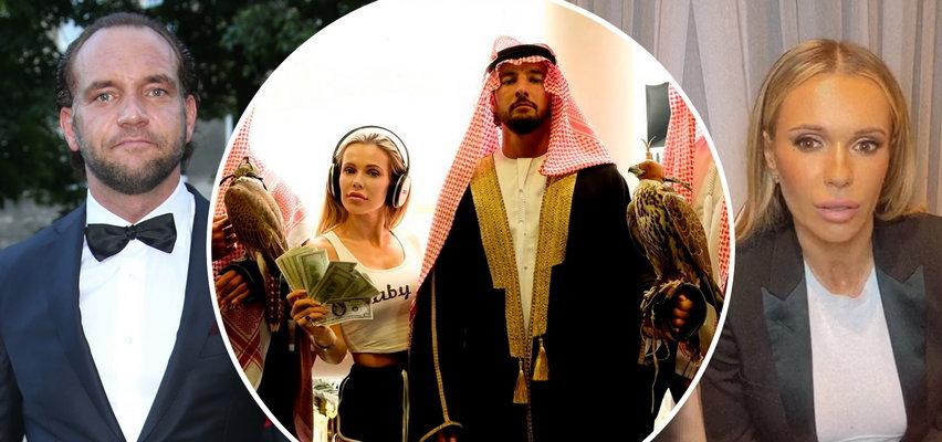 """Emil Stępień wydał oświadczenie ws. filmu """"Dziewczyny z Dubaju"""". Odpowiada Dodzie: krótkotrwała jest ludzka pamięć"""