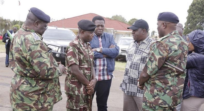 New details contradict Interior CS Fred Matiang'i's position that no Kenyan lives were lost in Lamu  Manda Airfield attack