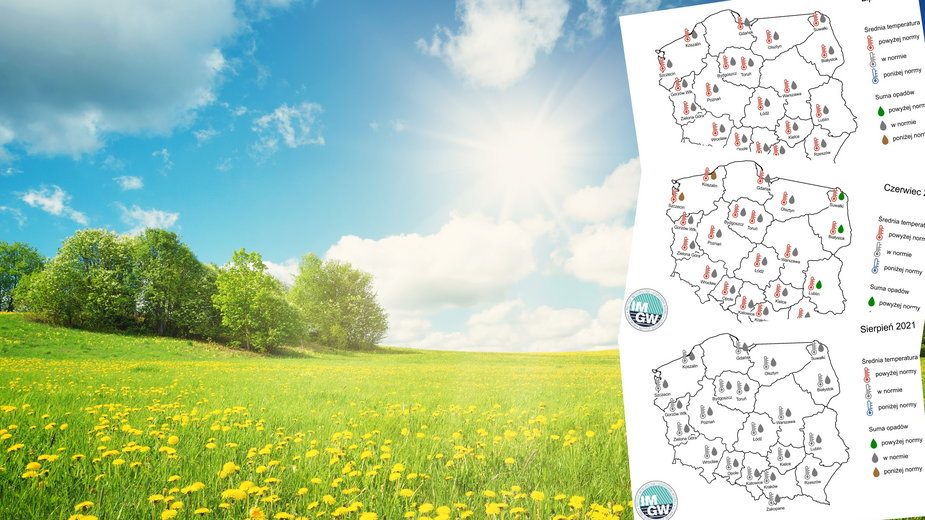 Długoterminowa eksperymentalna prognoza pogody na lato. Jaka pogoda w wakacje?