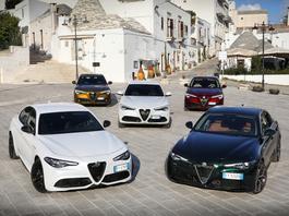 Alfa Romeo Giulia i Stelvio - jak zmienią się modele MY2020?