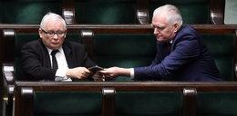 """Kaczyński wyrzucił Gowina. Ten znalazł już nowego sojusznika. """"Każdy ma prawo do naprawy"""""""