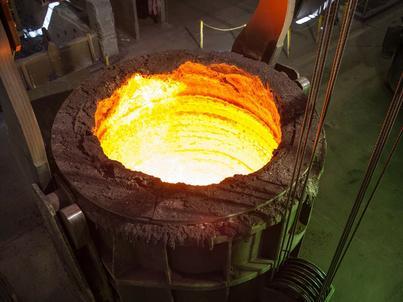 Zużycie stali jest najwyższe od 1989 r.