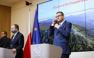 Morawiecki: Rada Ministrów przyjęła Narodowy Program Szczepień