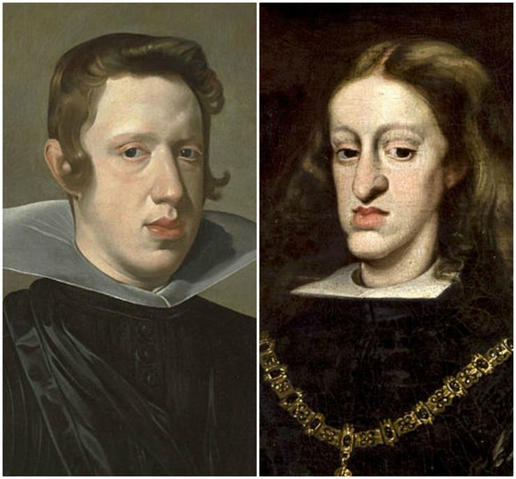 Filip IV i Karlo II