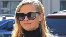 42-letnia Reese Witherspoon i jej zgrabne nogi