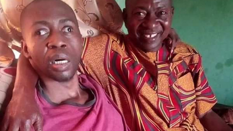 Childhood Nollywood movie star, Ifeanyi Ezeokeke is down with a strange ailment and his colleagues are appealing for help. [GistVic]