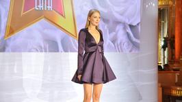 Suknia zaprojektowana przez Dawida Wolińskiego. Obejrzyj kreację i licytuj!