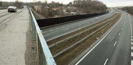 16-latek chciał skoczyć z wiaduktu na autostradzie. Uratowali go kierowcy