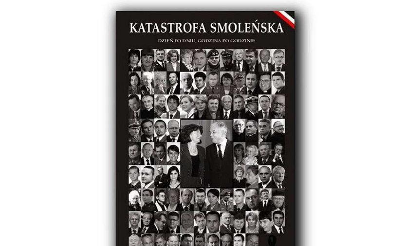 Nowa książka o Smoleńsku. Kto ją napisał?