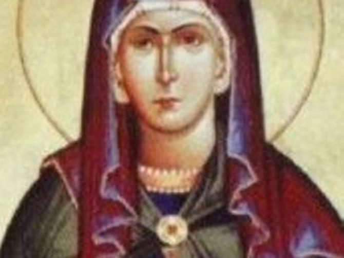 Danas vernici slave prepodobnu Anastasiju, majku svetog Save: A ovo je rečenica koju svaka žena treba da izgovori
