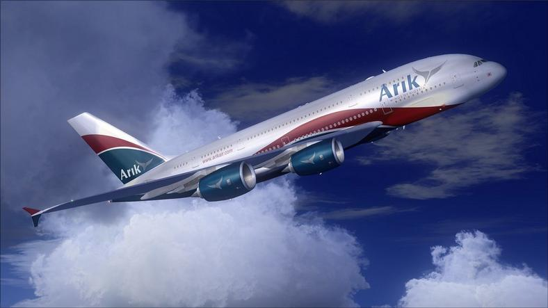 Arik air [Answers Africa]