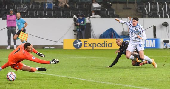 Liga Mistrzów: Borussia Moenchengladbach - Inter Mediolan. Wynik ...