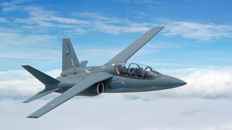 Testy nowego myśliwca zwiadowczego