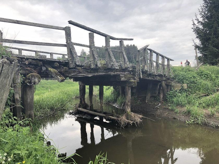 Burmistrzu, wyremontuj nam most!