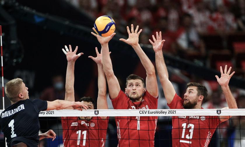Polska - Rosja: transmisja TV. Gdzie oglądać mecz ćwierćfinału ME siatkarzy?