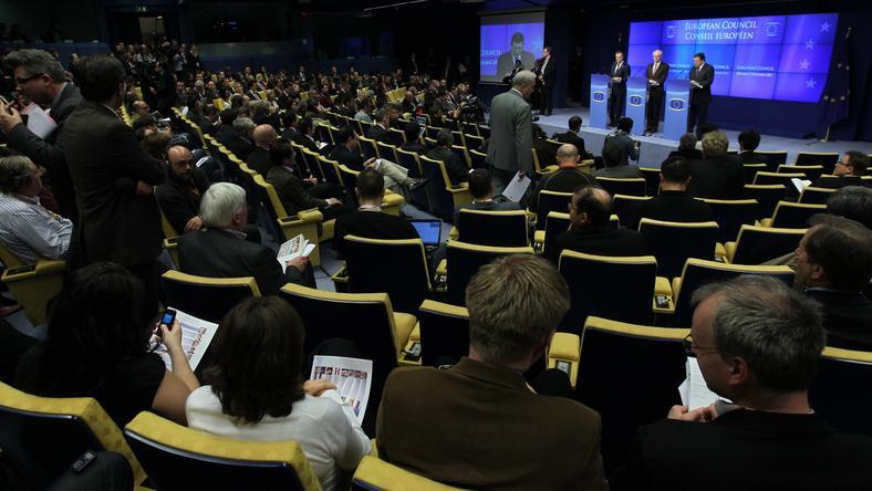 Bruksela, Grudniowy szczyt UE, fo. PAP / Radek Pietruszka