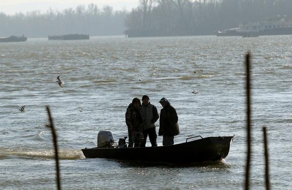 Sporna je i granica na Dunavu
