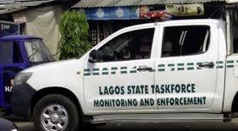 Lagos Taskforce recovers 4 stolen goats from abandoned vehicle