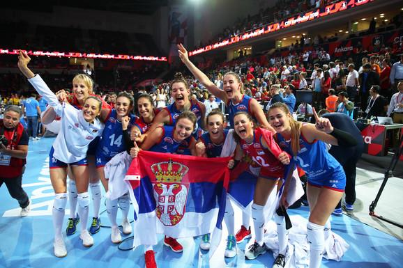 Odbojkaška reprezentacija Srbije