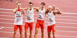 Polski lekkoatleta zagalopował się na wizji! Tego widzowie na pewno nie chcieli usłyszeć