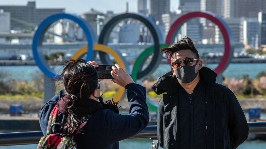 Koronawirus nie odpuszcza w stolicy Japonii