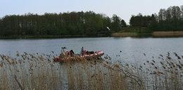Tragiczny finał majówki na Mazurach. Z jeziora wyłowiono ciało policjanta