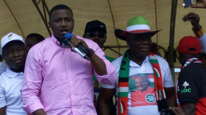 John Dumelo will contest the Ayawaso West Wuogon parliamentary primaries.