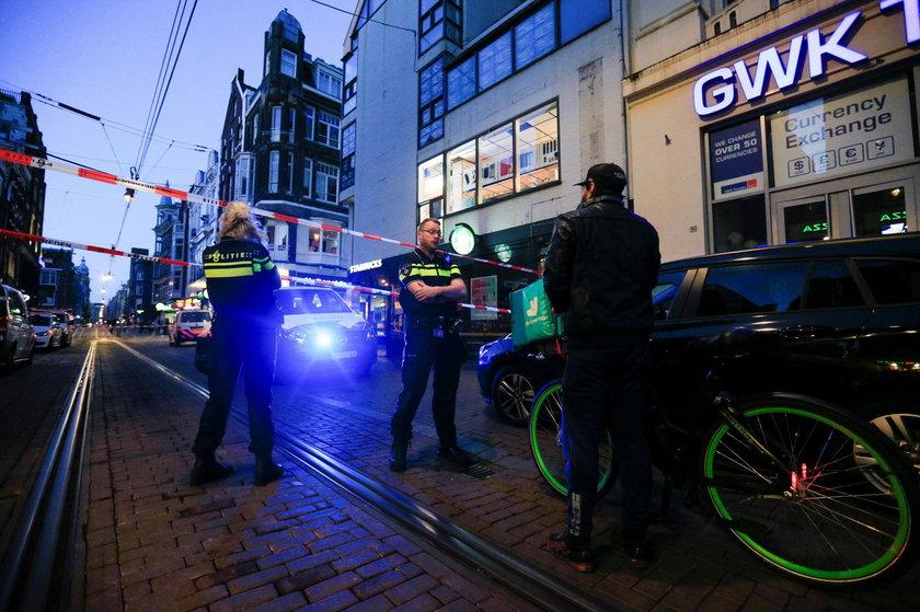 Zamach na dziennikarza Petera R. de Vriesa. Podejrzany Kamil E. Nowe informacje