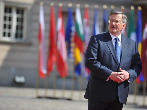 Prezydent Bronisław Komorowski podpisał w czwartek ustawę o ratyfikacji zmian w polsko-maltańskiej umowie o unikaniu podwójnego opodatkowania i uchylaniu się od podatku - poinformowała Kancelaria Prezydenta.