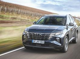 Nowy Hyundai Tucson – jak jeździ pierwsza hybryda w gamie?