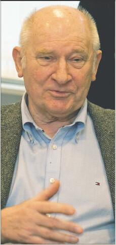 Janusz Wałaszewski, prof., dyrektor Poltransplantu