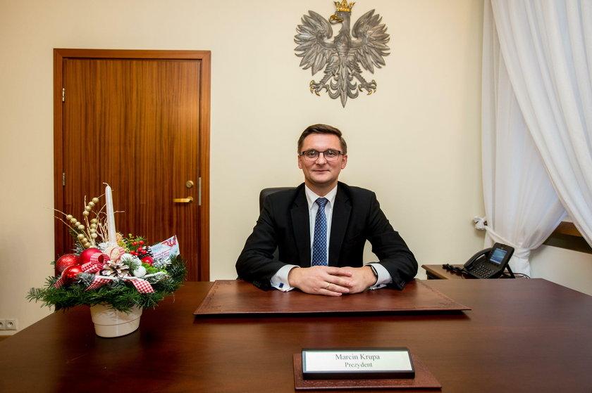 Katowice. Prezydent Marcin Krupa sprzeda kościołowi działkę za 1 proc. wartości