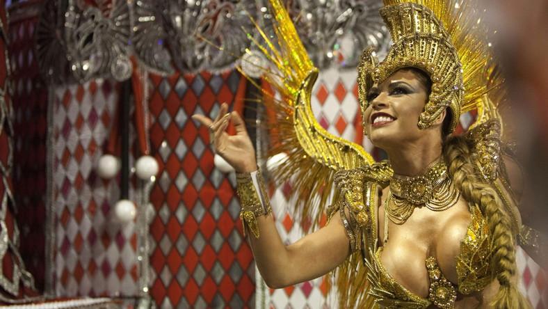 Najgorętsze Brazylijki na sambodromie