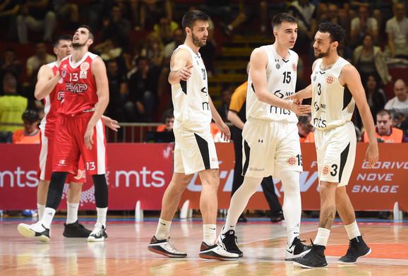 Partizan preživeo FMP