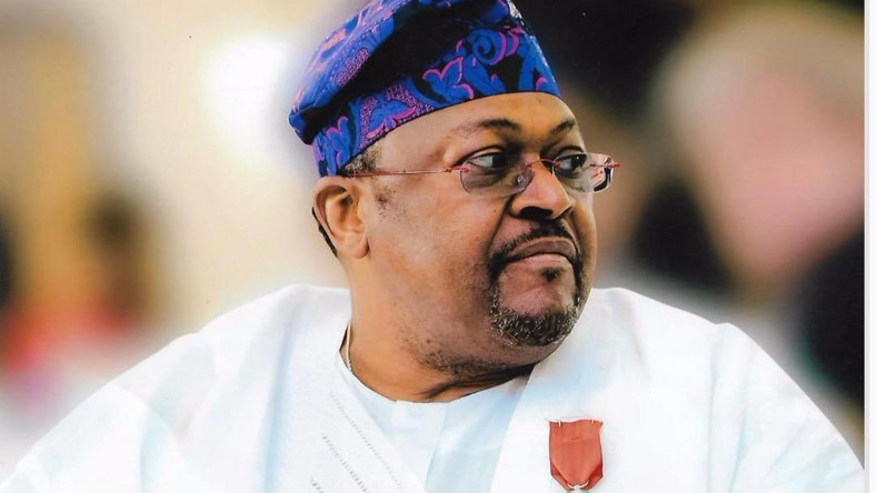 Mike Adenuga, second richest man in Africa