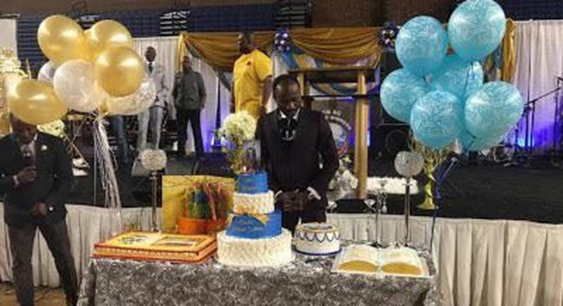Apostle Johnson Suleiman celebrates birthday in style