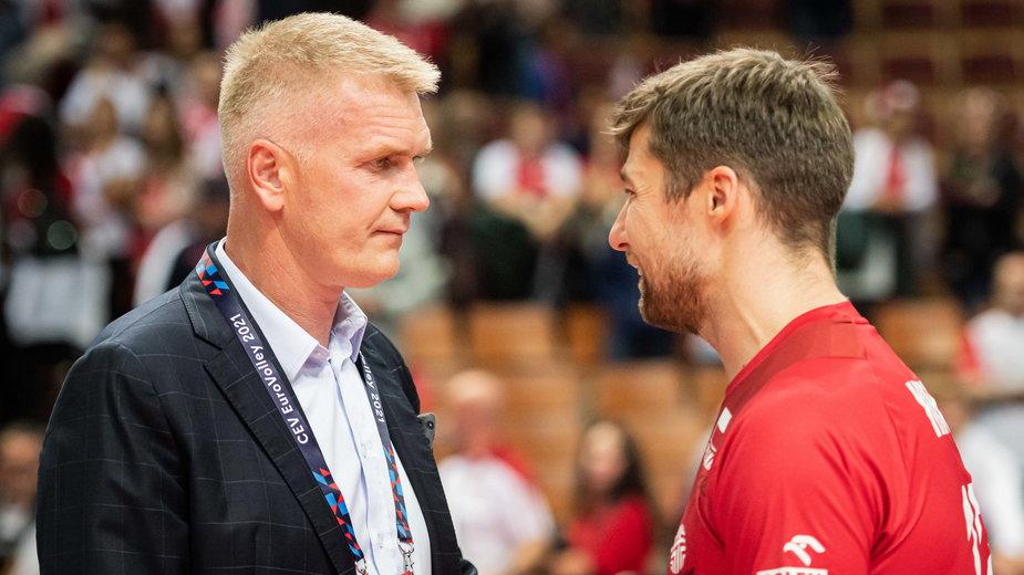 Paweł Zagumny i Michał Kubiak