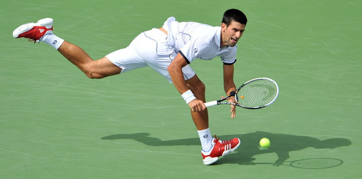 Đoković na US openu 2011. godine
