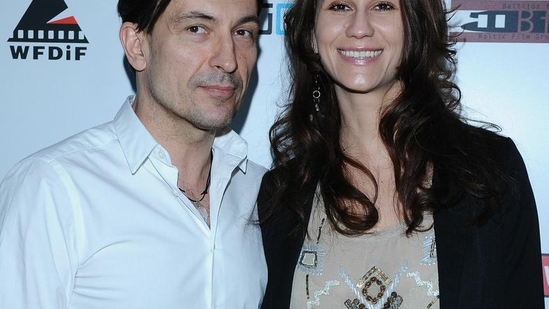 Dariusz Kordek i Eliza Jędrzejewska, fot. MW Media