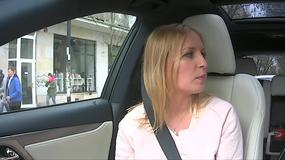 """Klaudia Podkalicka o akcji """"Godzina jazdy na wózku"""""""