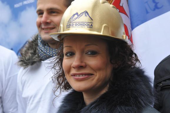 Bojana Božanić, direktorka JP