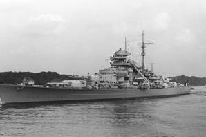 HITLEROVA TVRĐAVA NA MORU Bio je najveći, najopasniji i najbolje naoružan brod na svetu (VIDEO)