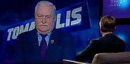 Lech Wałęsa: Czuję się przegrany!