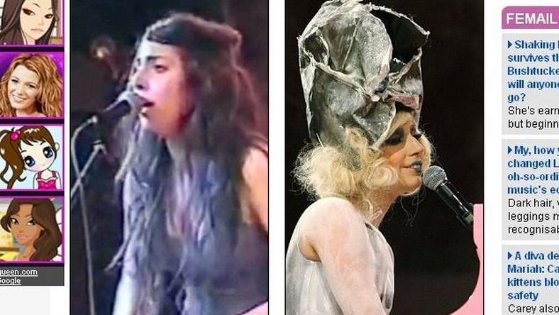 Zobacz Lady Gagę wczoraj i dziś