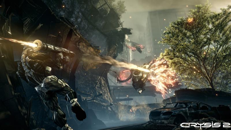 Crysis 2 - kody do gry