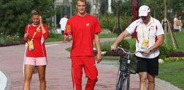 Pekin 2008: Zamiast medali, miłość