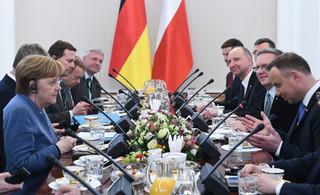 'FAZ': Jest zarys porozumienia między Berlinem i Warszawą w sprawie uchodźców