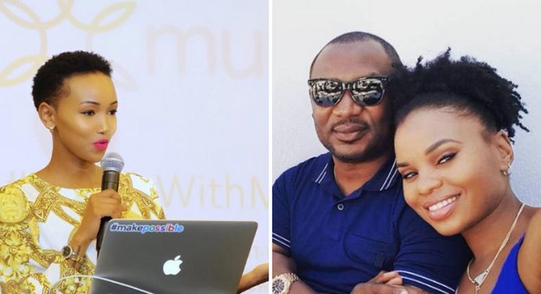 Huddah's warning to Kenyan women after Lisa Gaitho's split with Nigerian man
