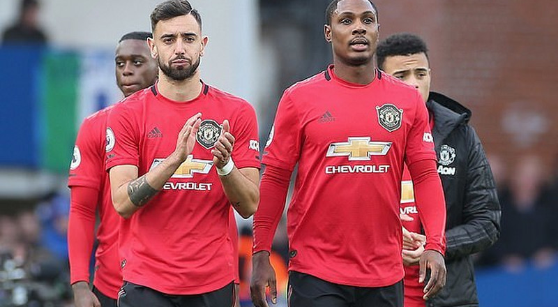 Odion Ighalo believes Manchester United teammate Bruno Fernandes will 'take the Premier League by storm'